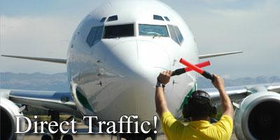 Direct Traffic!