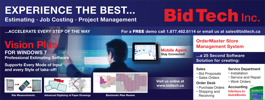Bid Tech B5 ad