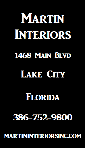 Martin Interiors Ad