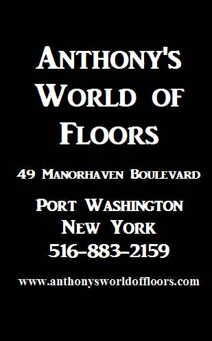 Anthonys World of Flooring Ad