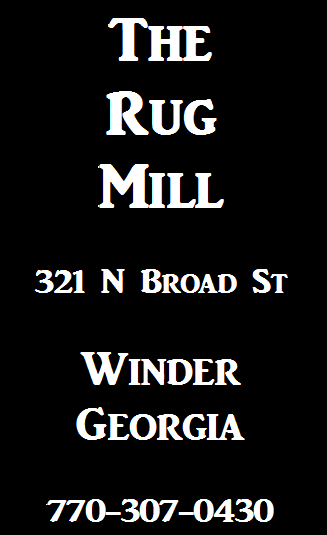 The Rug Mill Ad