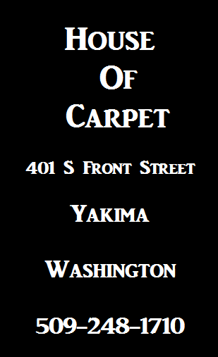 House of Carpet ad