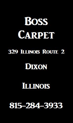 Boss Carpet Ad