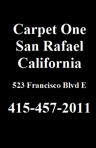 Carpet One San Rafael Ad