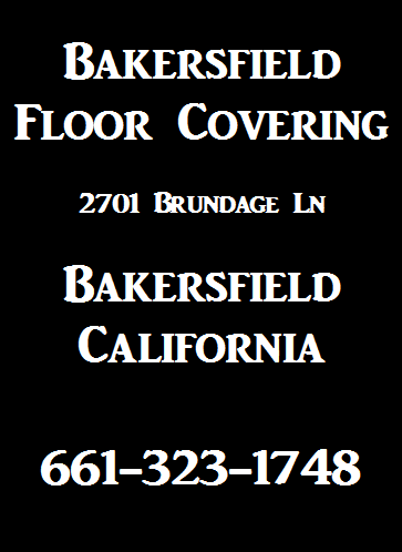 Bakersfield Floorcovering Ad