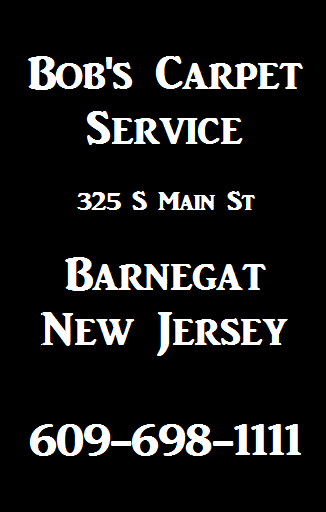 Bobs Carpet Barnegat NJ Ad
