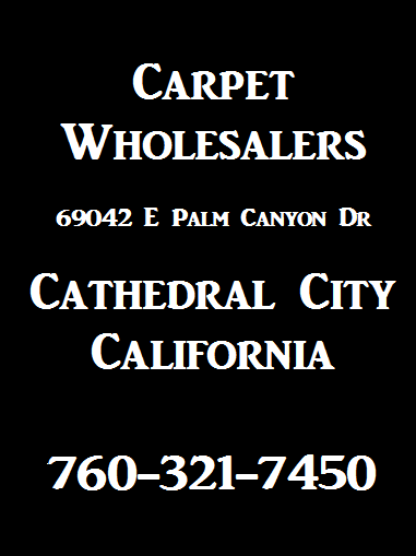 Carpet Whol Ca Ad