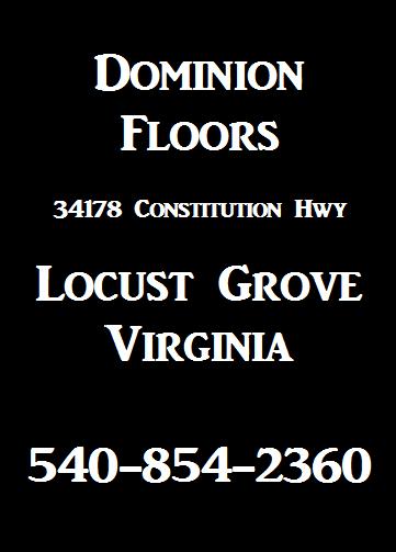 Dominion Floors Locust Grove Ad