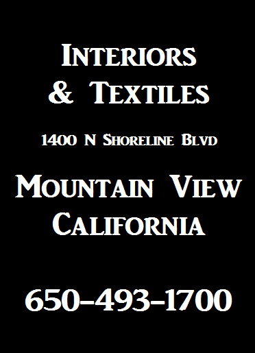 Interiors and Textiles Ad