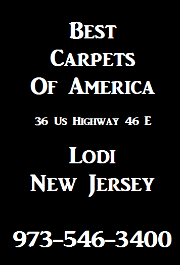 Best Carpets of America Ad