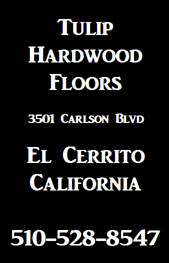 Tulip Hardwood Ad