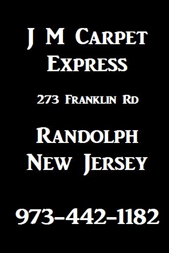 JM Carpet Express Ad