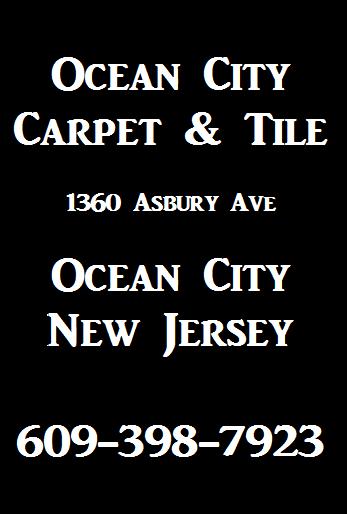 Ocean City Carpet Ad