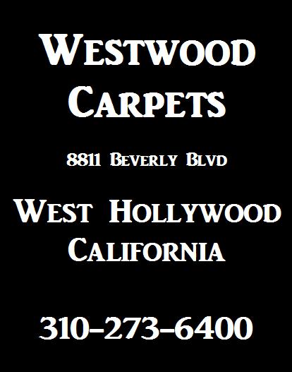 Westwood Carpets Ad