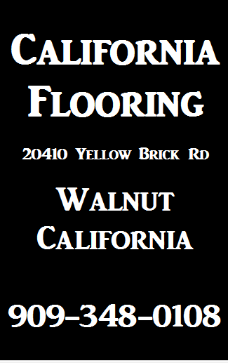 California Flooring Ad
