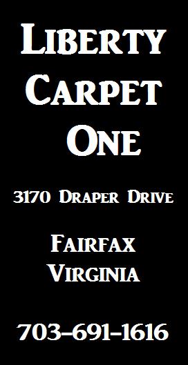 Liberty Carpet One Ad