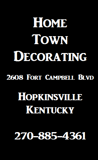 Home Town Hopkinsville Ad