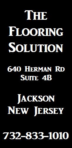 The Flooring Solution NJ Ad