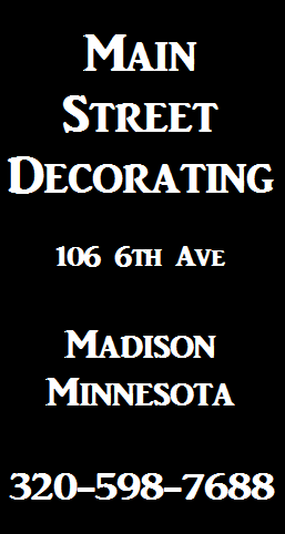 Main St Dec MN Ad
