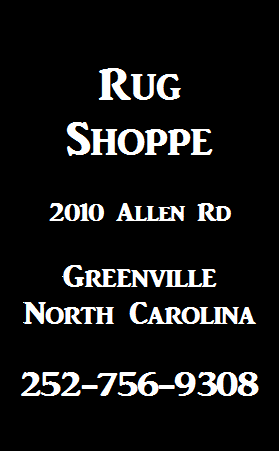 Rug Shoppe NC Ad