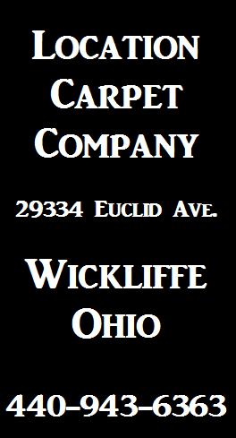 Location Wickliffe ad