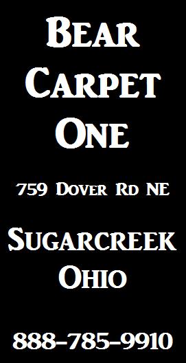 Bear Carpet Ad