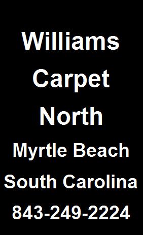 Willaims Carpet SC ad