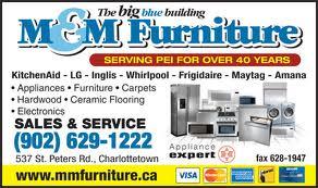 M and M Flooring Retailer Ad